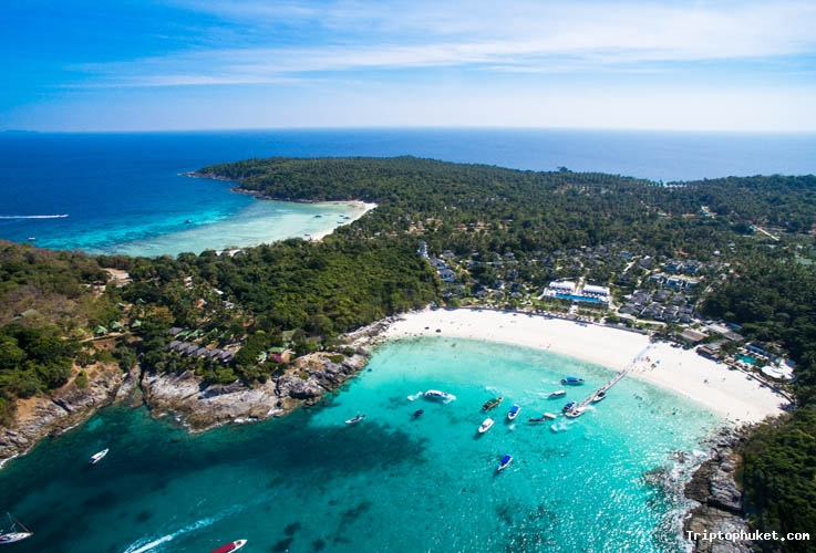Image result for Picture raya island